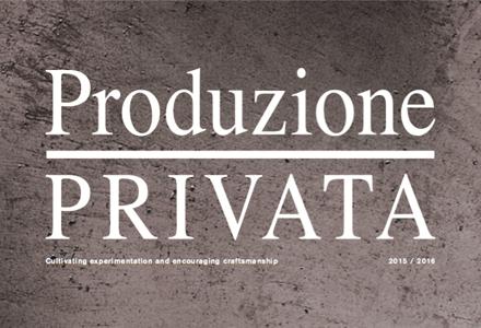 Katalog Produzione Privata