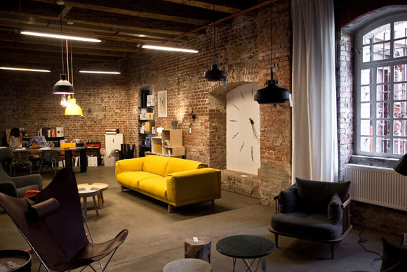 Design Spichlerz Wrocław showroom