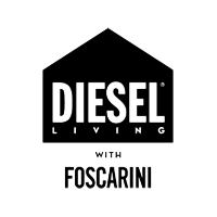 Diesel with Foscarini logo