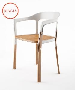 Steelwood Chair (Ekspozycja)