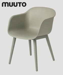 Fiber Chair Wood