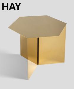 Slit Table Hexagon