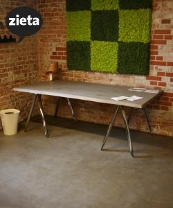 Zieta Koza biurko (ekpozycja)