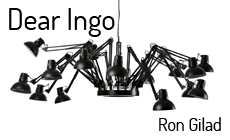 Dear Ingo | Ron Gilad | Moooi