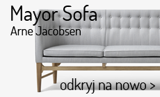 Mayor Sofa | Arne Jacobsen | &Tradition