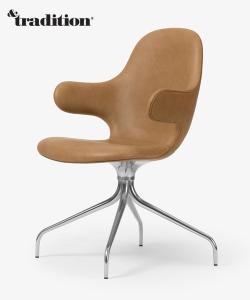 Catch Chair JH2 Skóra
