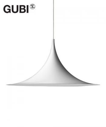 Semi Pendant 60 miedziany | Gubi | Design Spichlerz