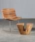 Kart stolik drewniany | Artisan | design Karim Rashid | Design Spichlerz