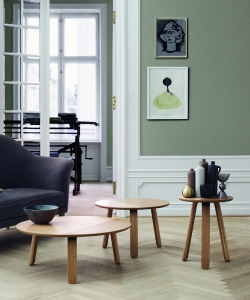 Paper Table | Gubi | design GamFratesi | Design Spichlerz