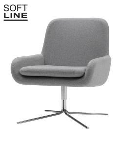 Coco Swivel | Softline | design busk+hertzog | Design Spichlerz