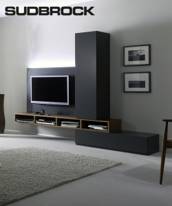 Cubo 610 system do pokoju | Sudbrock | Design Spichlerz