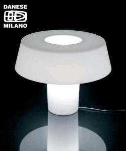 Amami lampa stołowa | Danese Milano | Design Spichlerz