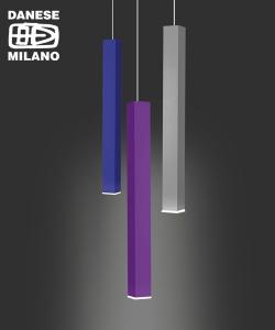 Miyako Sospensione LED | Danese Milano | Design Spichlerz