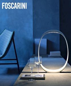 Anisha lampa stołowa | Foscarini | Design Spichlerz