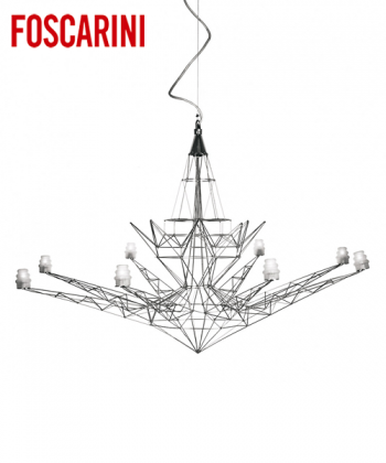 Lightweight lampa wisząca | Foscarini | Tom Dixon | Design Spichlerz