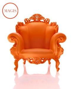 Magis Proust design Alessandro Mendini, Magis