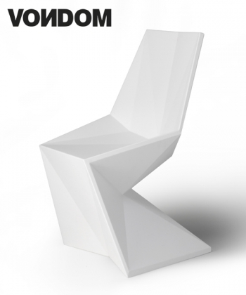 Vertex krzesło   Vondom   Karim Rashid   Design Spichlerz