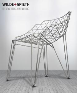 CU! krzesło | Wilde + Spieth | Design Spichlerz