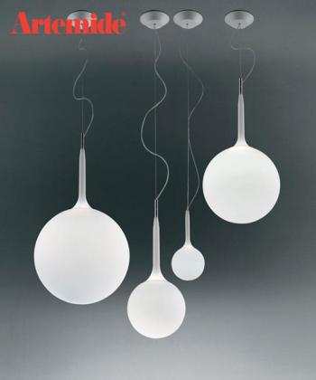 Artemide Castore Sospensione Design Spichlerz