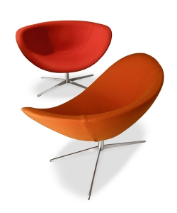 Poppy fotel obrotowy | Tonon