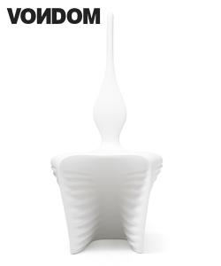 Biophilia krzesło | Vondom | design Ross Lovegrove