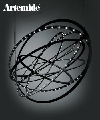 Copernico Sospensione   Artemide   design Carlotta de Bevilacqua