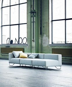 Lotus sofa | Softline