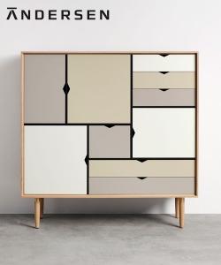 S3 Multikolor | Andersen | design ByKato