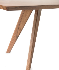 Versus stół z litego drewna | Lupus 73