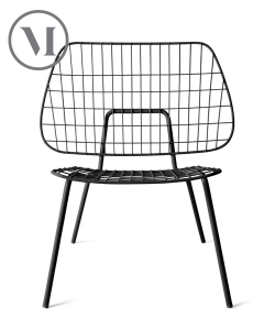 WM String Lounge Chair | Menu | design StudioWM
