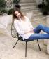 WM String Lounge Chair | Menu | design StudioWM