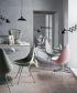 Drop krzesło | Fritz Hansen | design Arne Jacobsen