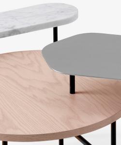 Palette Table JH6 | design Jaime Hayon | &tradition
