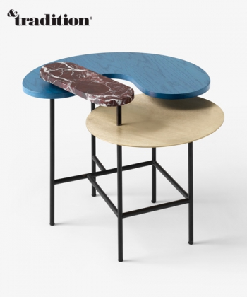 Palette Table JH8 | design Jaime Hayon | &tradition