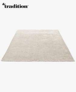 The Moor Rug AP7 beżowy | design All The Way To Paris | &tradition