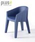 Frozen Chair krzesło ogrodowe Plust