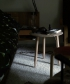 Hoof Table SW1 stolik kawowy czarny   &Tradition   Design Spichlerz