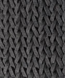 Nienke Anthracite dywan w stylu skandynawskim | Design Spichlerz