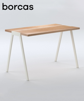 Fjord biurko w skandynawskim stylu   Borcas