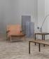Fotel skórzany Hunting Chair ikona duńskiego designu | Børge Mogensen | Fredericia