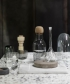 Skandynawskie szklanki Corky Tall szklanki (4 sztuki) szare   Muuto