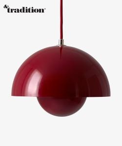 Flowerpot VP1 lampa wisząca &Tradition design Verner Panton Design Spichlerz