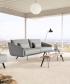 Costura nowoczesna minimalistyczna sofa | Stua