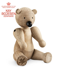 Bear skandynawska figura drewniana   Kay Bojesen