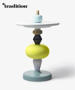 Shuffle Table | &Tradition | Design Spichlerz