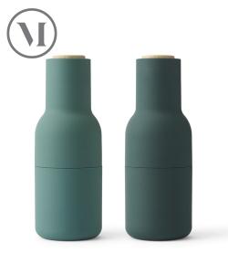 Bottle Grinder Ash / Carbon skandynawkie młynki do przypraw | Menu | design Norm Architects