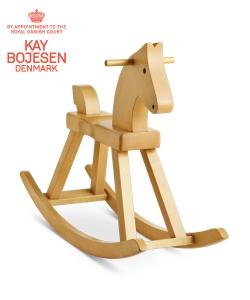 Rocking Horse skandynawski konik bujany | Kay Bojesen