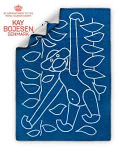 Kay Bojesen Koc Dla Dzieci niebieski