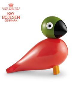 Songbird Pop skandynawska figurka drewniana | Kay Bojesen