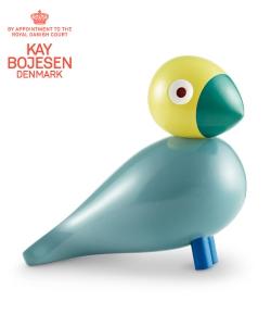 Songbird Sunshine skandynawska figurka drewiana | Kay Bojesen